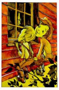 Illustration by Inga Shalvashvili
