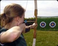 Physical-activity-archery