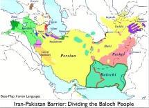 Baloch-People-Map